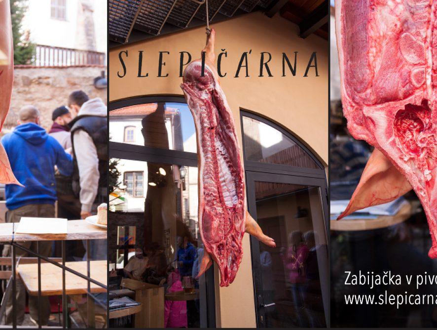 Český lifestyle: Zabijačka v Pivovaru Prachatice