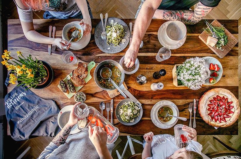Pozvánka na večeři se Slepičárna blog