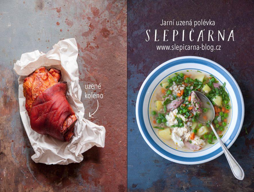 Velikonoční menu: Jarní uzená polévka