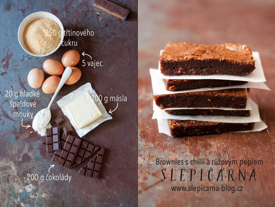 Americká klasika: Čokoládové brownies neboli blondie