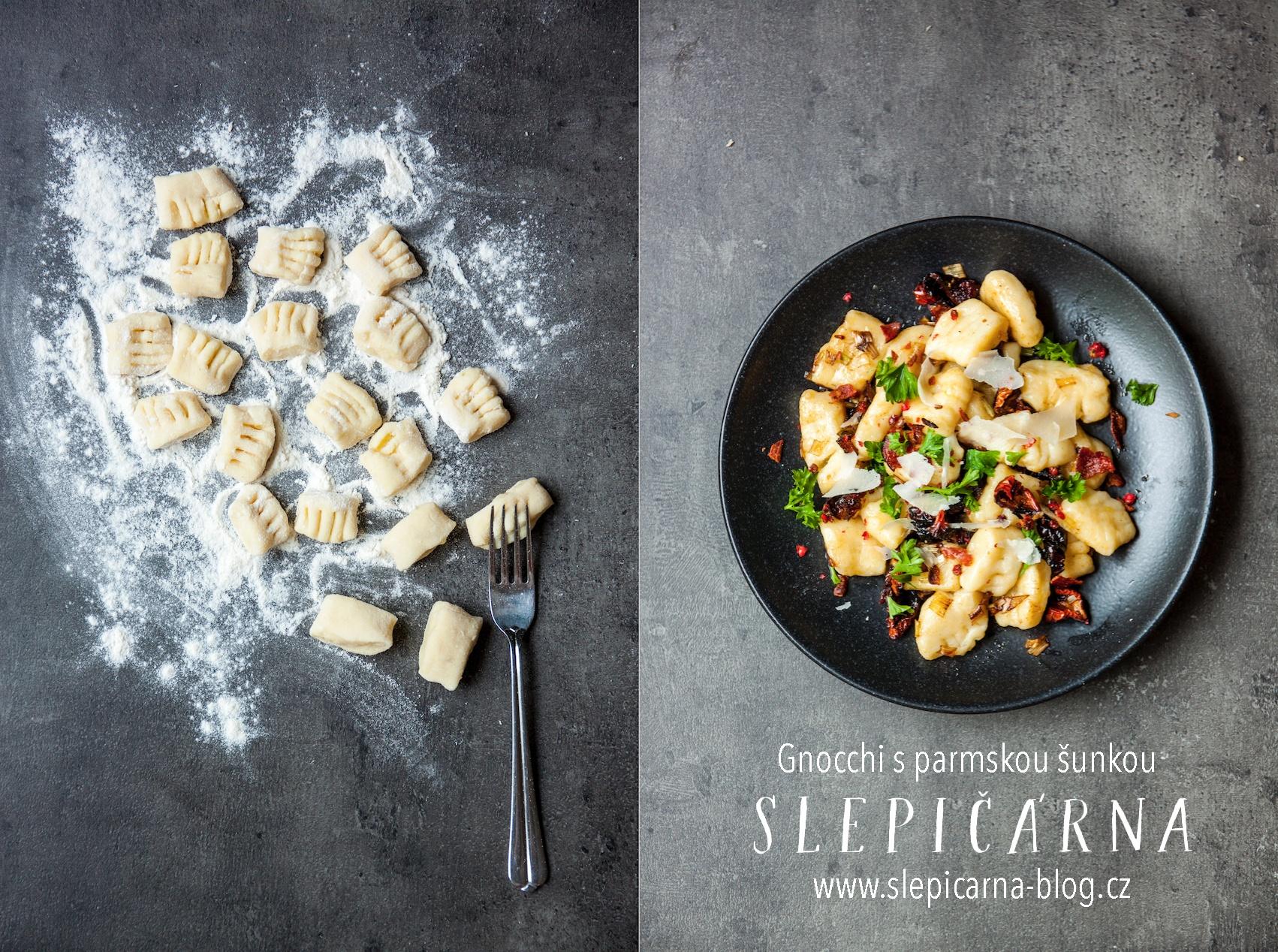 Jak na domácí bramborové gnocchi