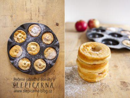 Zkuste si upéct jablečné donuty