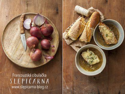 Francouzská cibulová polévka je láska!