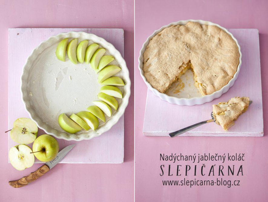 Nejjednodušší jablečný koláč na světě