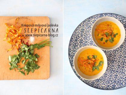 Jak na veganskou mrkvovou polévku