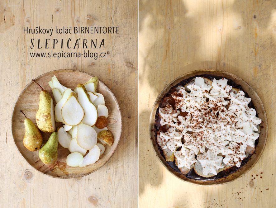 Enjoy German Food: Braniborský hruškový dort