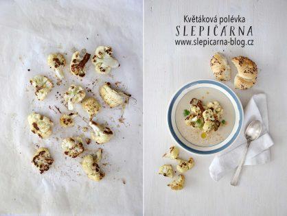 Krémová květáková polévka nejen k večeři