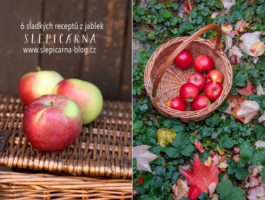 6 sladkých receptů z jablek podle Slepičárny