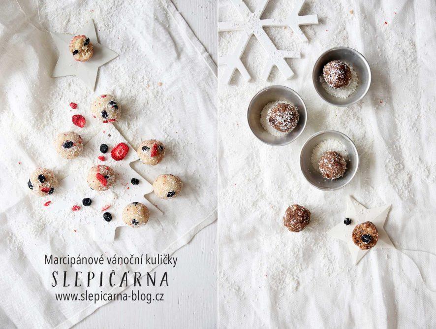 Nepečené vánoční cukroví v podobě kuliček, zkuste to i bez lepku!