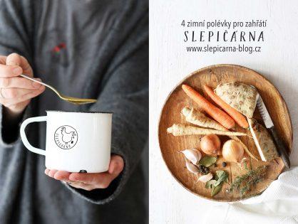 4 zimní polévky, které vás zaručeně zahřejí