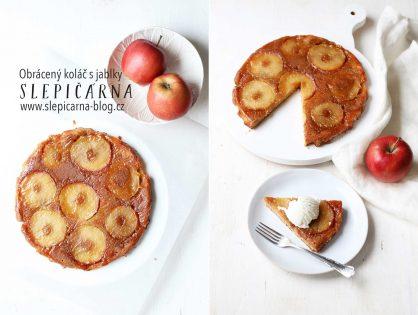 Tarte Tatin aneb Obrácený jablečný koláč
