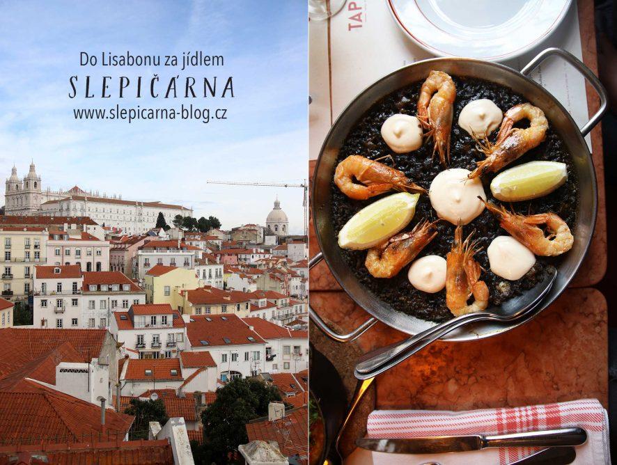 Pojeďte s námi do Lisabonu za jídlem