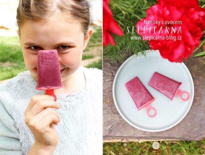 Domácí letní ovocné nanuky i smoothie směs