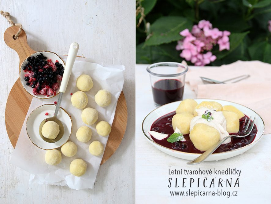 Recept na tvarohové knedlíčky, které se nelepí!