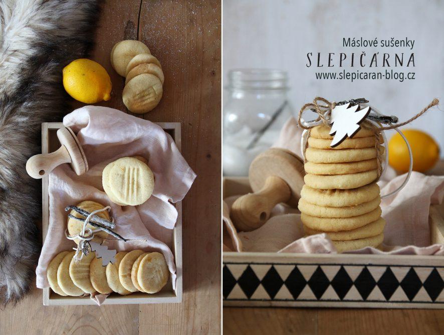 Recept na tradiční skotské máslové sušenky