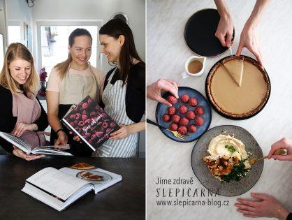 Jíme zdravě s Fitrecepty: řepné koule, květák s humusem a batátový cheesecake