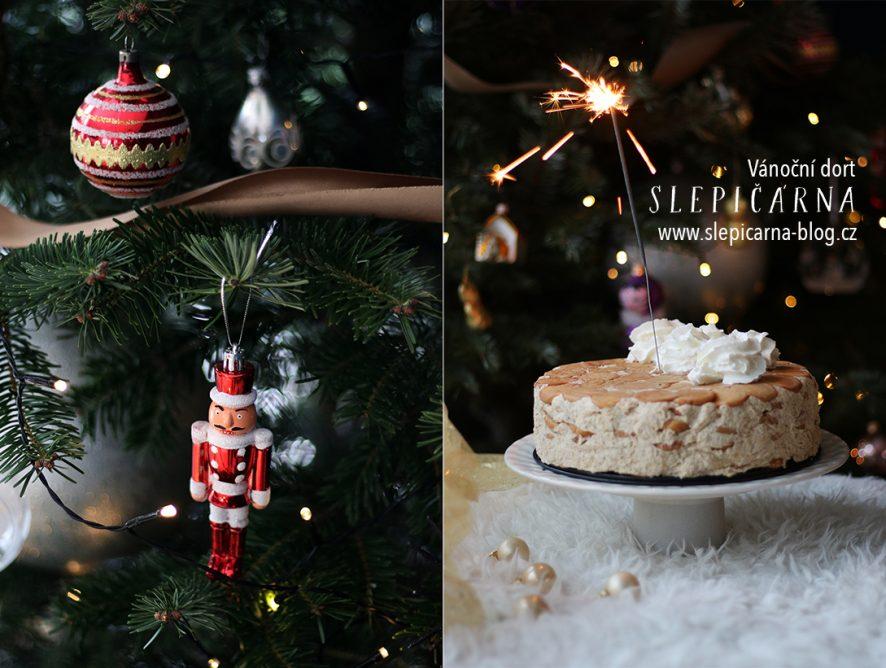 Jak na nepečený vánoční ořechový dort