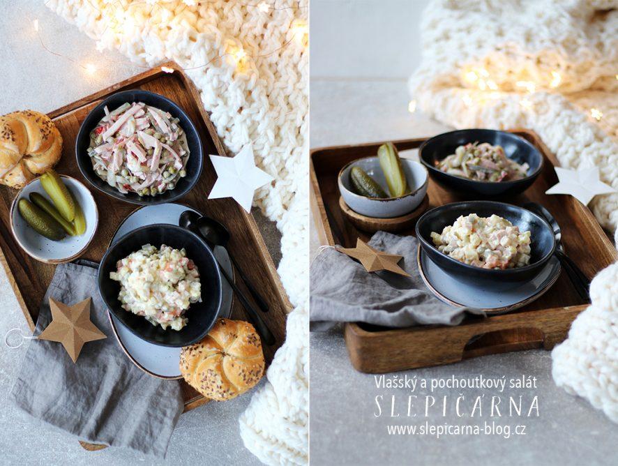 Vlašský nebo pochoutkový salát? Klidně oba!