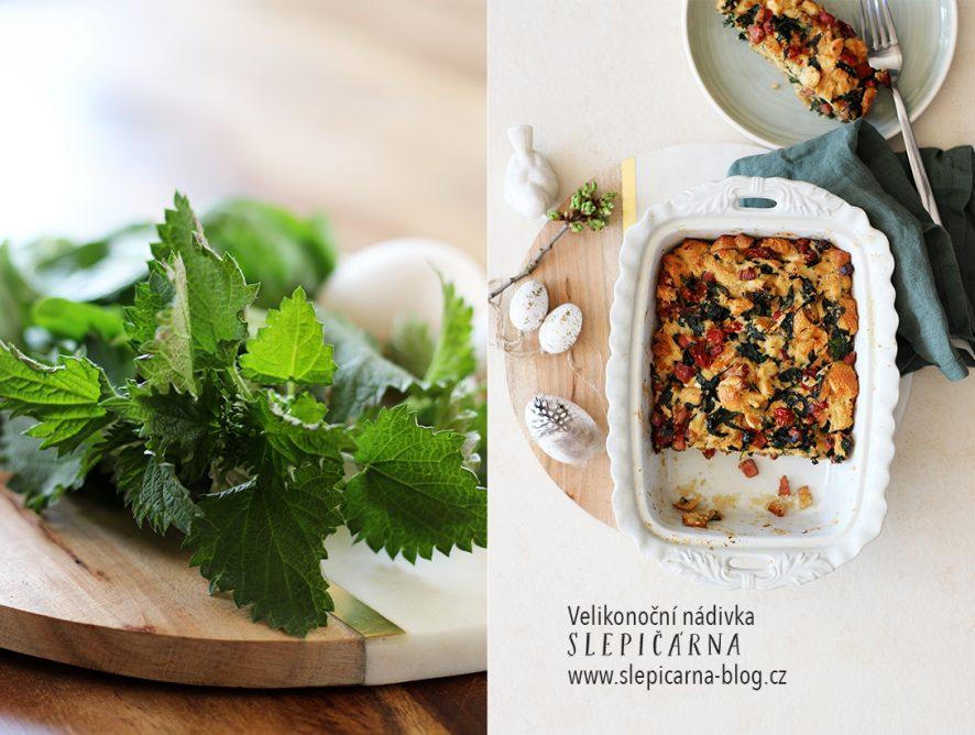 Recept na šťavnatou velikonoční nádivku