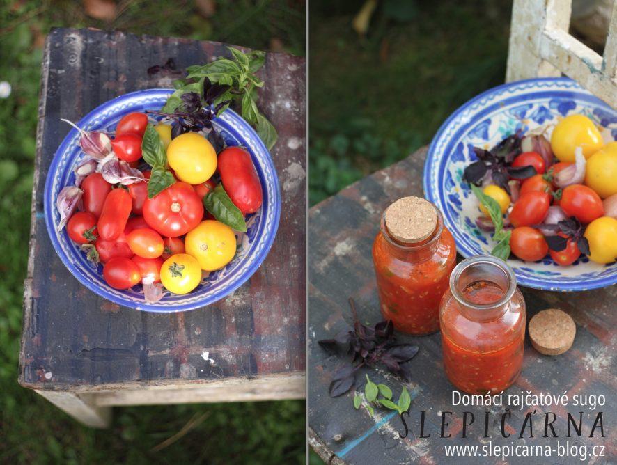 Navařeno do zásoby: Jak na pravé domácí rajčatové sugo al pomodoro