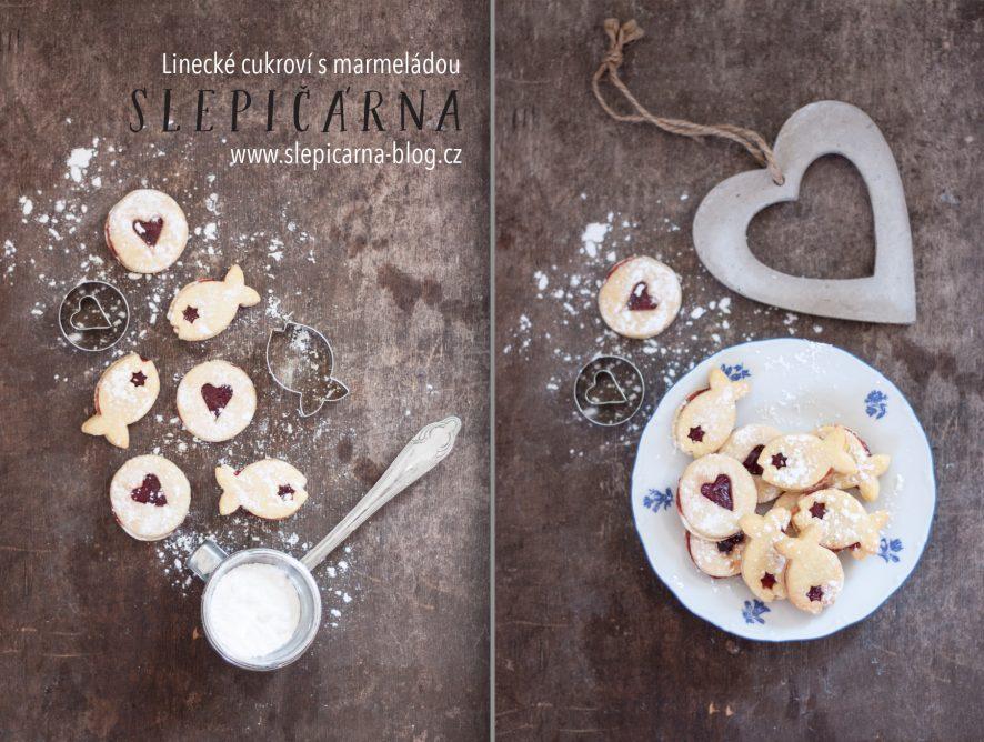 Vánoční cukroví: Jak na linecká kolečka a rybičky s marmeládou jako od maminky