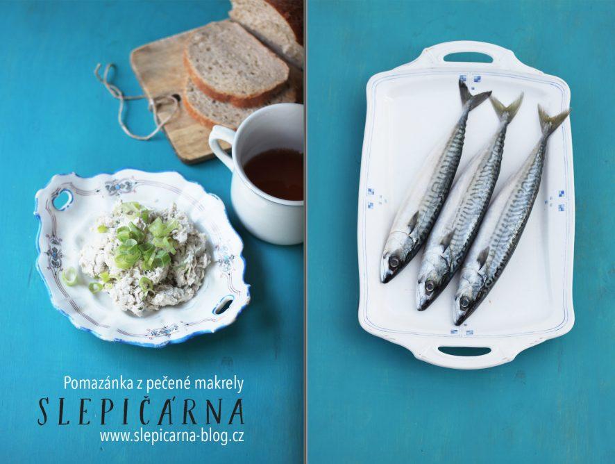 Rychlovky nejen k večeři: Pomazánka z pečené makrely provoněná Asií