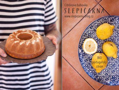 Recept na jednoduchou vláčnou citrónovou bábovku