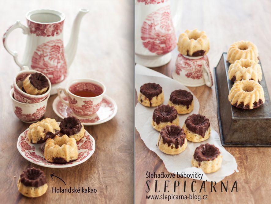 Čaj o páté: Jak na šlehačkové bábovičky s holandským kakaem